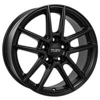 Anzio Split Matt Black 7x16 5/108 ET45 N70.1