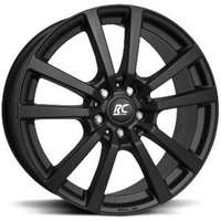 Brock RC25T Black Matt 7x17 5/160 ET55 N65.1