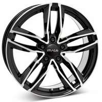 Image Colt SUV Gloss Black Polished 8.5x19 5/112 ET28 N66.4