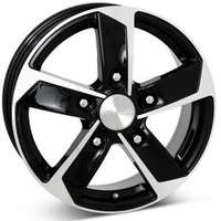 Image Strong Gloss Black Polished 6.5x16 6/130 ET54 N84.1
