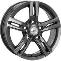 Inter action Kargin Anthracite 6.5x16 5/130 ET50 N89.1