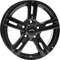 Inter action Kargin Gloss Black 6.5x16 5/114 ET45 N66.1