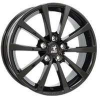 IT Wheels Alice Gloss Black 7x17 5/114 ET50 N67.1