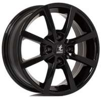 IT Wheels Alisia Gloss Black 6x15 4/98 ET35 N58.1