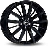 MAK Barbury Gloss Black 9.5x20 5/130 ET60 N71.6