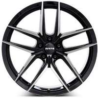 Nitro Throne FF Black 10x20 5/112 ET30 N66.4