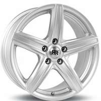 Racer Ice Silver 7.5x17 5/105 ET40 N73.1