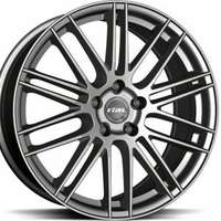 Rial KiboX Metal Grey 9.5x21 5/112 ET22 N66.6