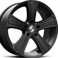 Spath SP42 H Black Matt 7.5x17 6/130 ET50 N84.1
